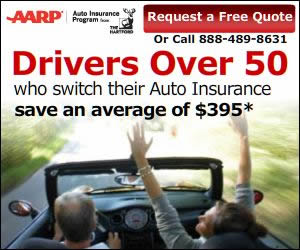 Drivers Over 50 who switch their Auto Insurance save an average of $395*